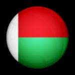 Flag o Madagascar