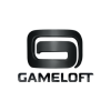 Gameloft's logo, a merchant partner of DVpass Solution